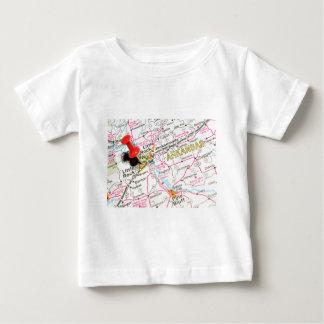 Little Rock, Arkansas Baby T-Shirt