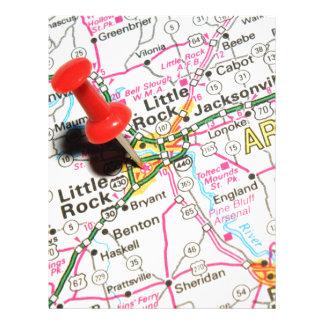 Little Rock, Arkansas Letterhead