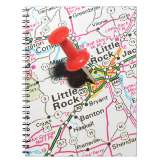 Little Rock, Arkansas Notebooks