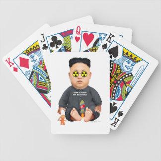 Little Rocket Man Bicycle® Poker Playing Cards