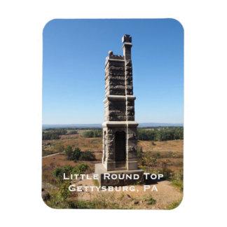 Little Round Top in Gettysburg PA Magnet
