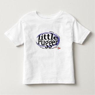 Little Rugger (blue) Toddler T-shirt