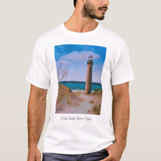Little Sable Point Lighthouse T-shirt
