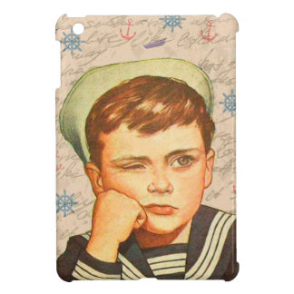 Little sailor cover for the iPad mini