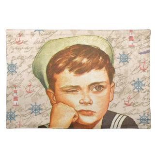 Little sailor placemat