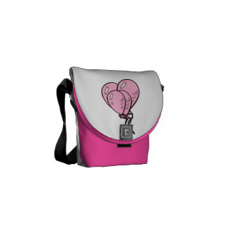 Little Seraphina - I am me. Courier Bags