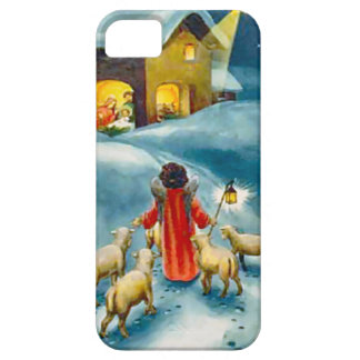 Little shepherd on the road to Bethlehem Case For The iPhone 5