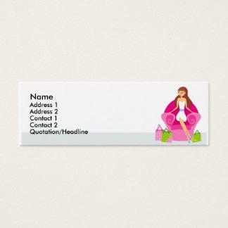 Little Shopper Profile Cards