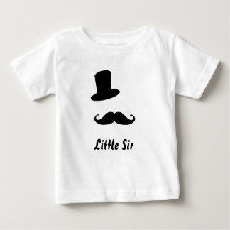 Little Sir Baby T-Shirt