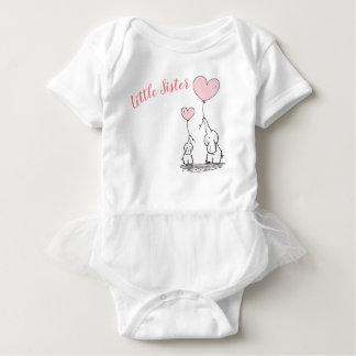 Little Sister Baby Vest Baby Bodysuit