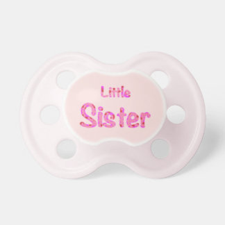 Little Sister Binky Pacifier