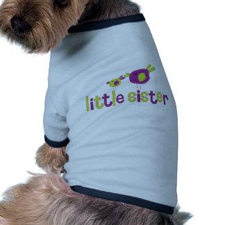 Little Sister Birdies T-shirt Pet Clothing