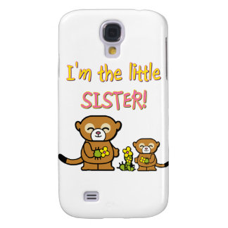 Little Sister Samsung Galaxy S4 Cover