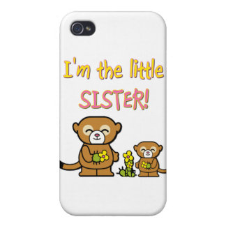 Little Sister iPhone 4 Cases