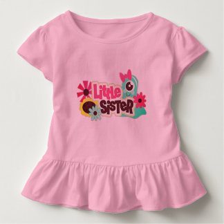 Little Sister Monster Toddler T-shirt