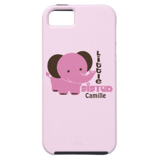 Little Sister Sister iPhone 5 Cover