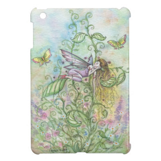 Little Sleeping Fairy Fantasy Art iPad Mini Cover
