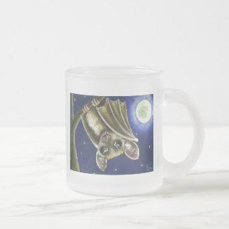 Little sleepy bat mug