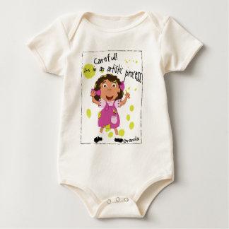 Little Snacker Granola Baby shirt