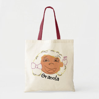 Little Snacker Granola Tote Bag