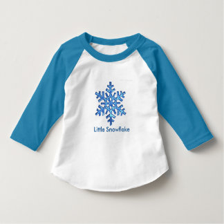Little SnowFlake Jersey T-Shirt