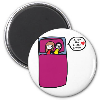 Little Spoon 2 Inch Round Magnet