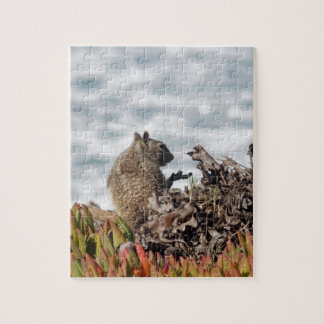Little squirrel jigsaw puzzle
