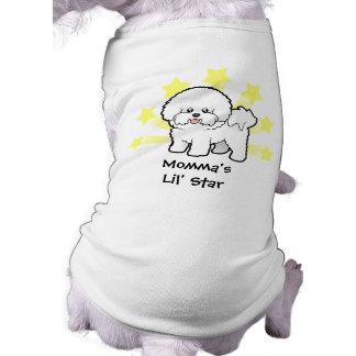 Little Star Bichon Frise Doggie Tee Shirt