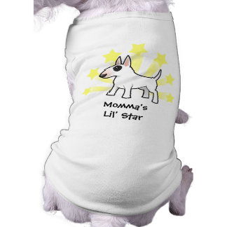 Little Star Bull Terrier Dog T Shirt