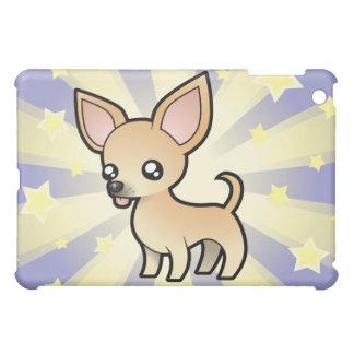Little Star Chihuahua (smooth coat) iPad Mini Cover
