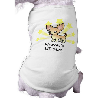 Little Star Chihuahua (smooth coat) Pet Tee Shirt