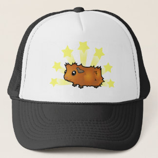 Little Star Guinea Pig (scruffy) Trucker Hat