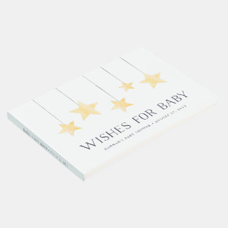 Little Star | Wishes for Baby Guest Book