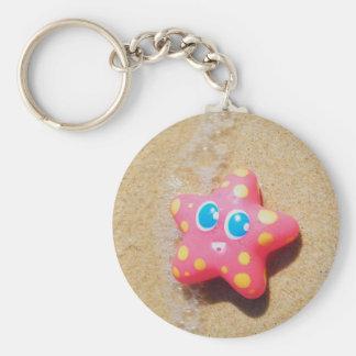 Little Starfish Keychain