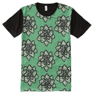 Little Succulents All-Over-Print T-Shirt