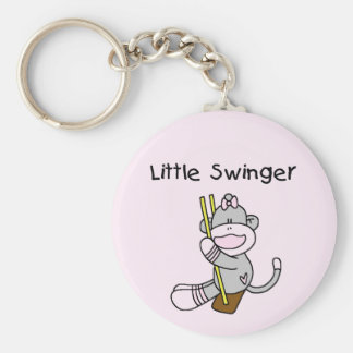 Little Swinger Tshirts and Gifts Keychain