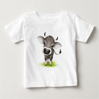 Little swiss cow baby T-Shirt