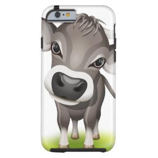 Little swiss cow tough iPhone 6 case