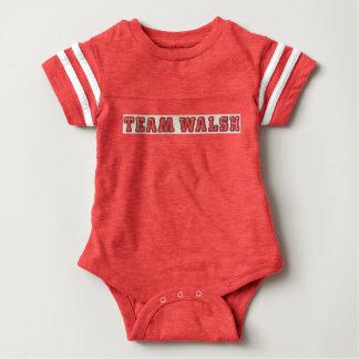 Little Team Walsh Baby Bodysuit