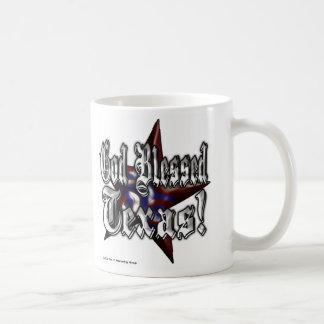 "Little Texas ""God Blessed Texas"" Mug"