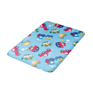 Little transport bath mat
