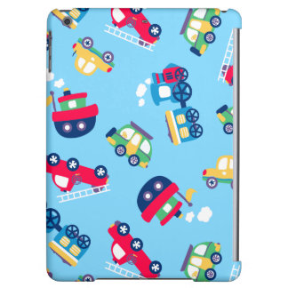 Little transport iPad air cases