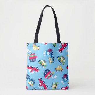 Little transport tote bag