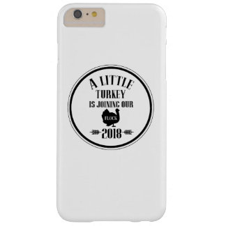 little turkey 2018 pregnant thanksgiving barely there iPhone 6 plus case