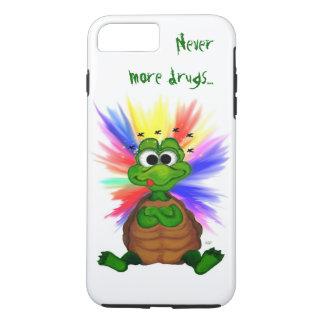Little Turtle , Never more drugs… iPhone 7 Plus Case