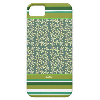 little turtles, patterns iPhone 5 cover