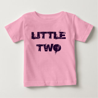 LITTLE TWO Kids SISTER  T-shirt