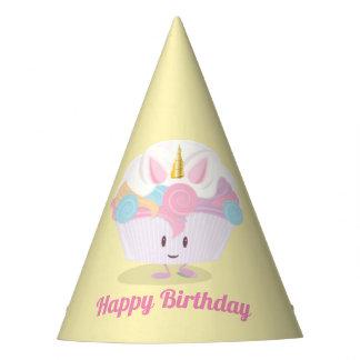 Little Unicorn Cupcake | Party Hats