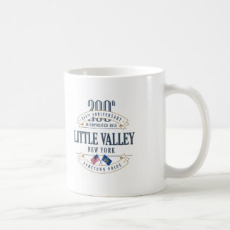 Little Valley, New York 200th Anniversary Mug