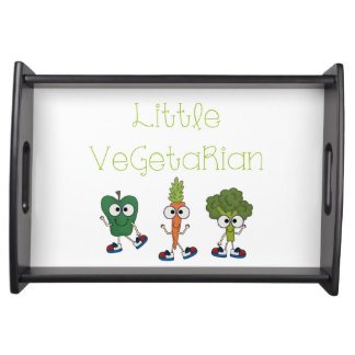 Little Vegetarian Serving Tray